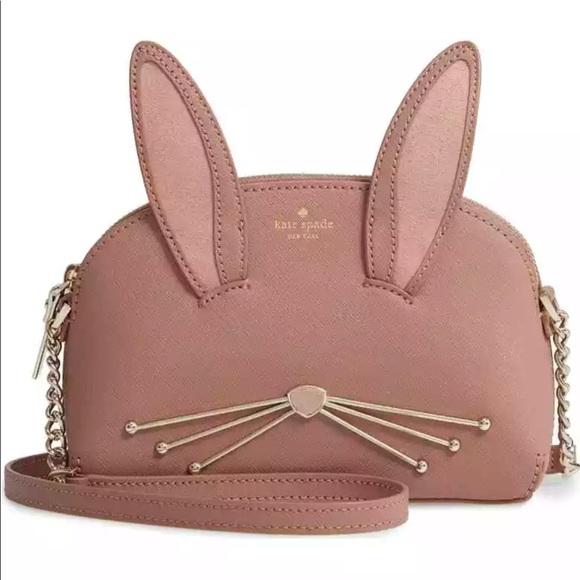 3b14355618e4 Kate Spade Desert Muse Rabbit Hilli crossbody bag